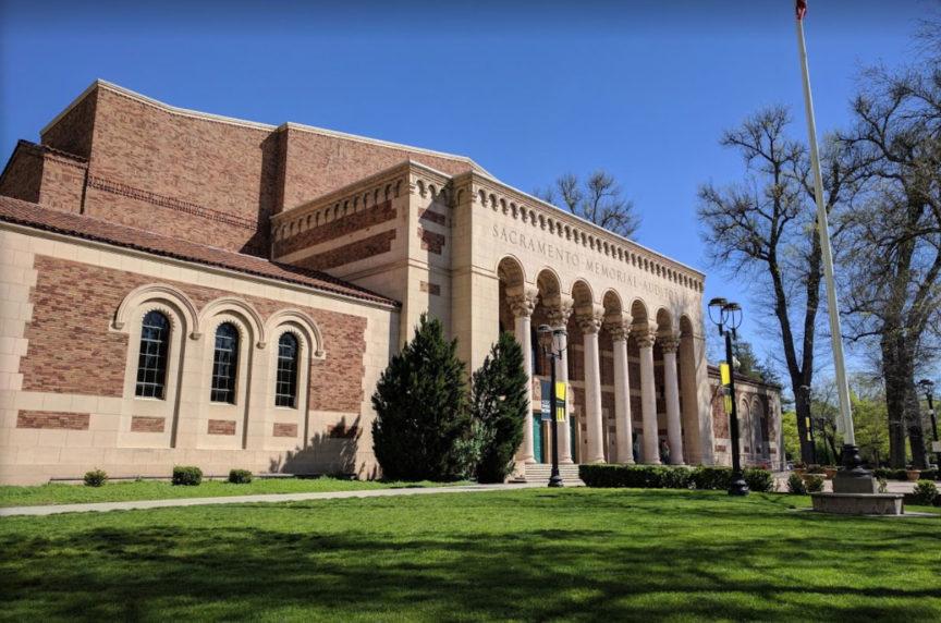 Centerplate Sacramento Memorial Auditorium
