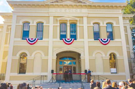 Napa Historic Courthouse
