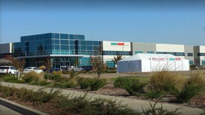 DMG MORI Manufacturing in Davis CA